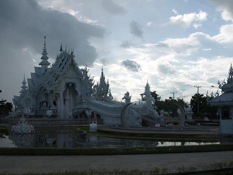White Temple Thailand Chiang Rai