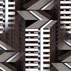 White Urban Stripes