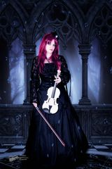 white violine