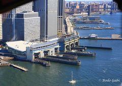 Whitehall-Ferry Terminal und Battery Maritime Building