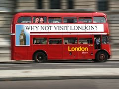 Why not visit London????