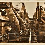 Wie aus der Frühzeit der Industrialisierung