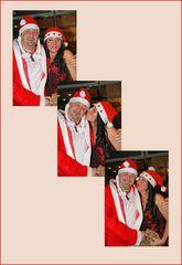 Wie das Weihnachtshasi den Weihnachtsmann glücklich machte...