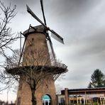 Wie Dazumal... als die Windmühlen noch ganz anders aussahen...