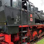 Wie Dazumal - alte Dampflok