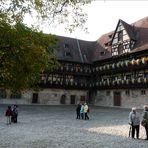 Wie Dazumal ....alte Hofhaltung Bamberg