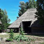 Wie dazumal : Archäologisches Dorf Freilandmuseum Bad Windsheim