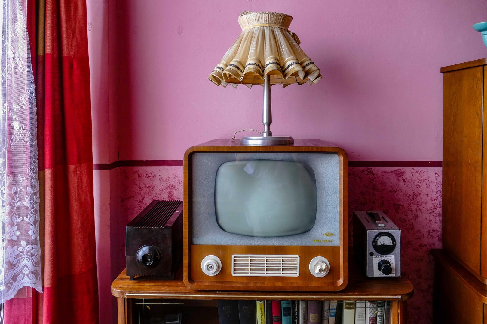 Wie Dazumal-Fernsehen