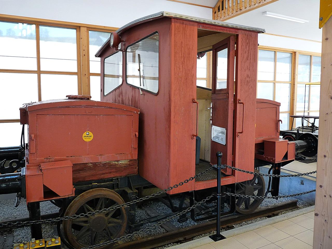 Wie Dazumal -Flämbahn/ Norwegen