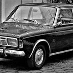Wie dazumal - Ford 17m / P7