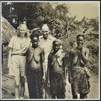 Wie Dazumal- Keep smiling in Afrika