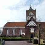 Wie Dazumal   --   Kreuzkirche Pilsum