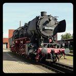wie dazumal - Lokomotive