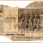 *wie dazumal*  -  Olympiade 1932