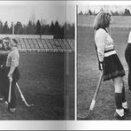 Wie Dazumal - Rasenhockey Training