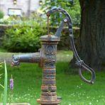 wie dazumal - Wasserpumpe