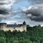 Wie Dazumal...  Wewelsburg...