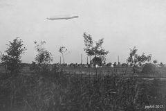 Wie dazumal: Zeppelin...