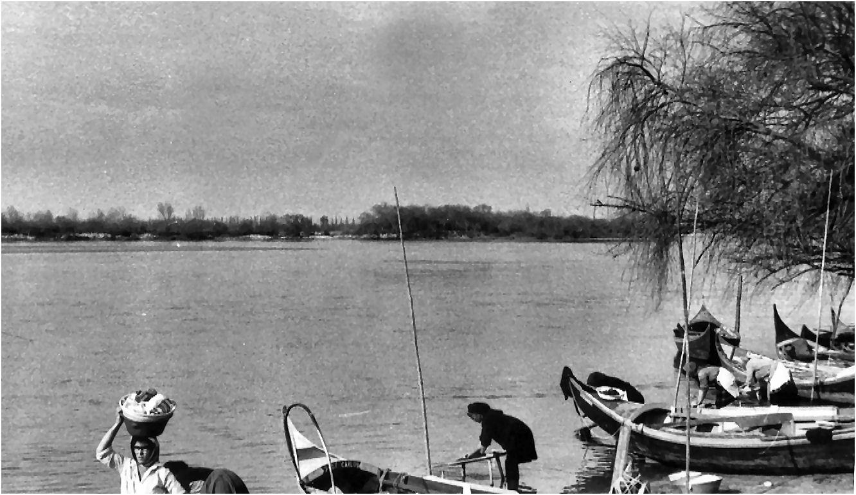 Wie Dazumal....Escaroupim winter 1970.