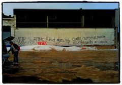 Wie die Anmerkungen in der FC ist zu oft die Texte an der Wänden unsere Welt...