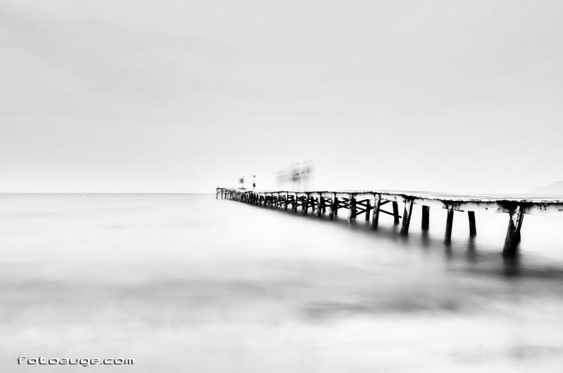 ...wie die Brücke des Lebens, stehen bleiben-zurück oder vorwärts gehen