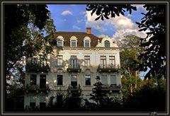 Wie ein altes Herrenhaus ...