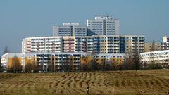 Wie ein Pueblo in Berlin