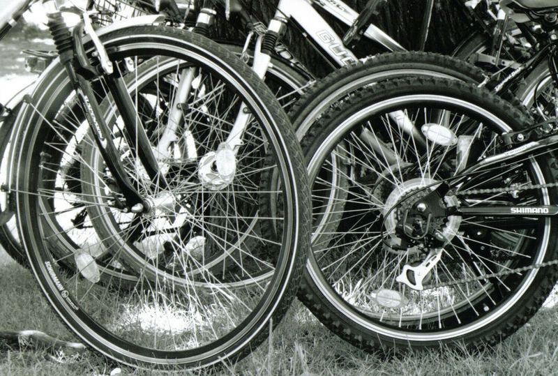Wie ein Rad, wie ein Rad