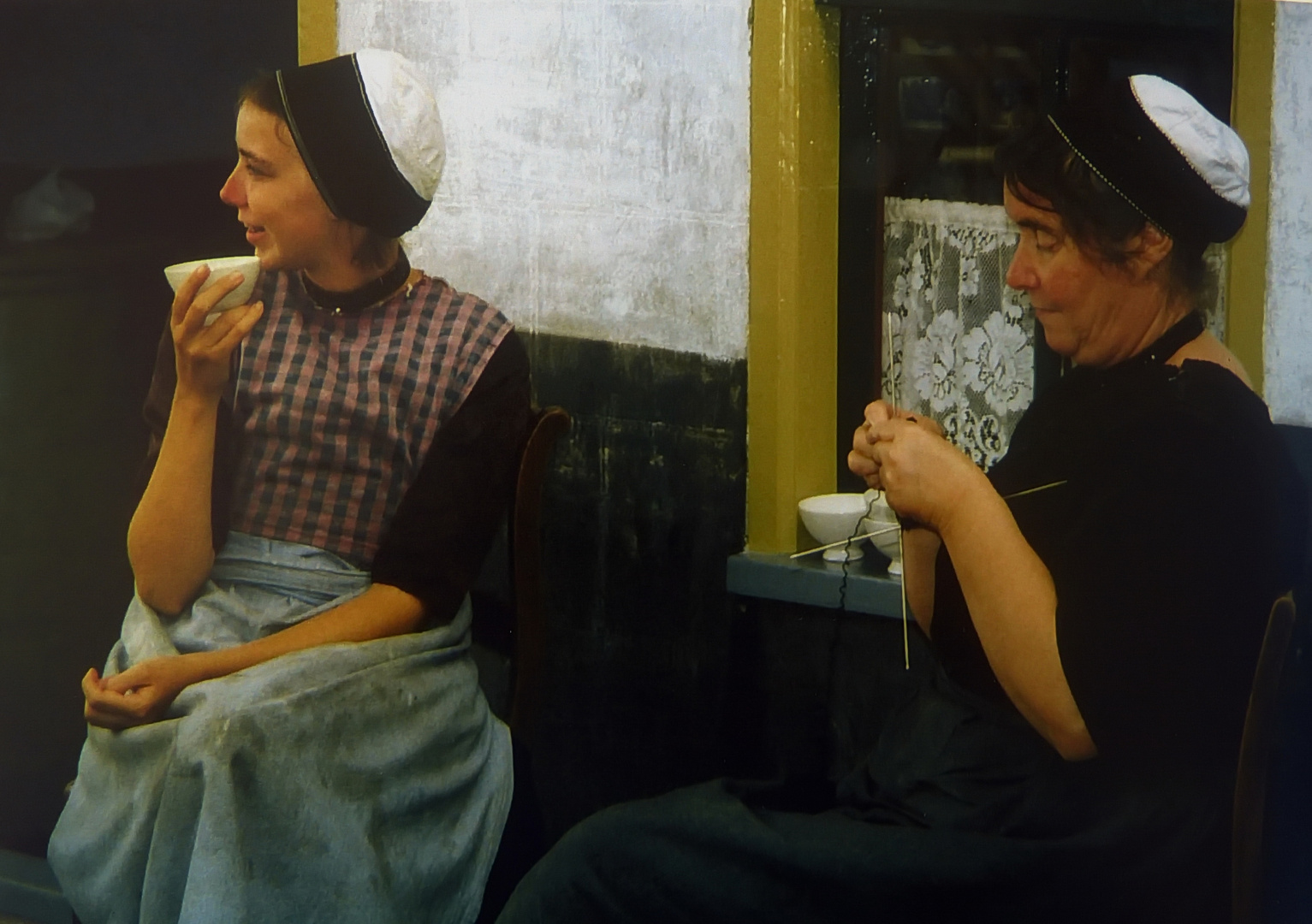 Wie ein Vermeer-Gemälde