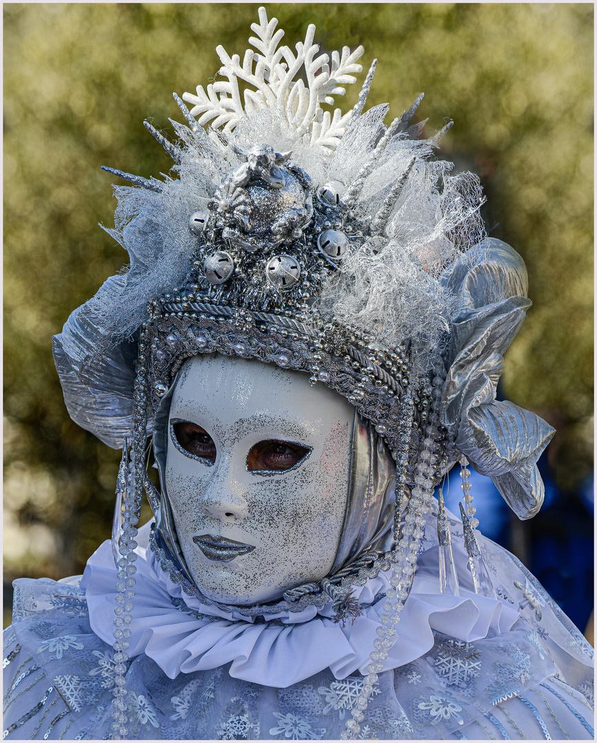 Wie eine Eiskönigin !