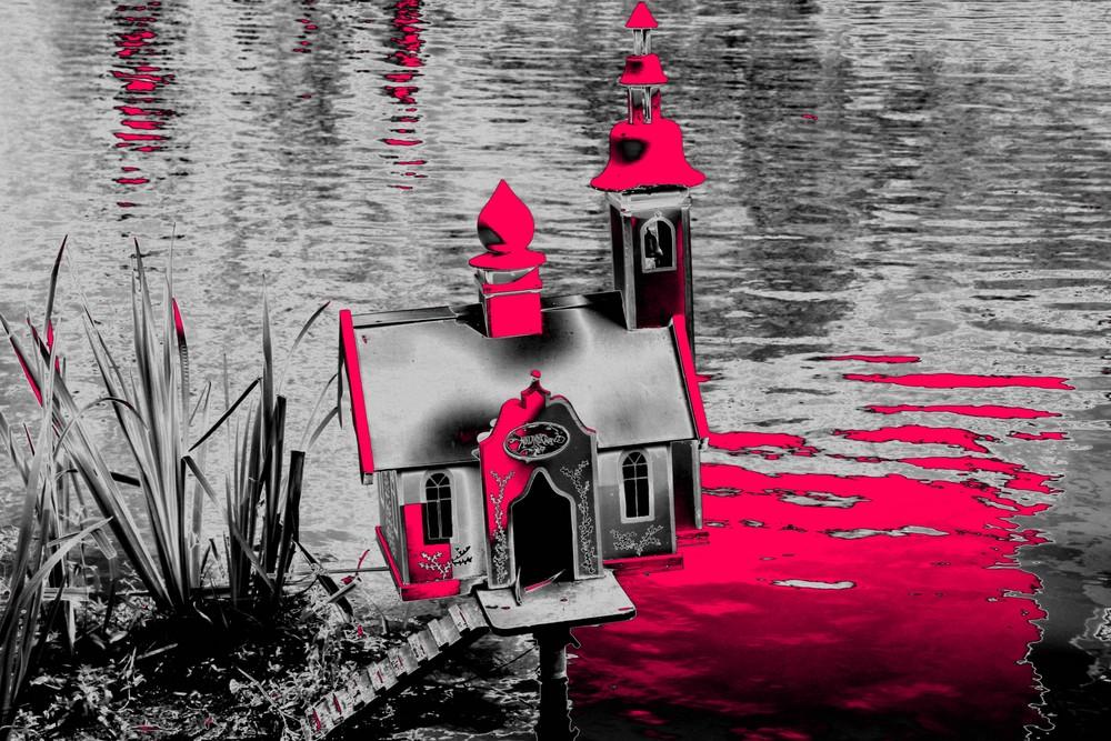 wie man sieht ich liebe pink foto bild architektur motive bilder auf fotocommunity. Black Bedroom Furniture Sets. Home Design Ideas