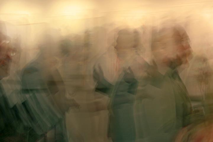 ... wie sagte es Marcel Duchamp, Kunst ist die einzige Tätigkeitsform, durch die der Mensch sich ..