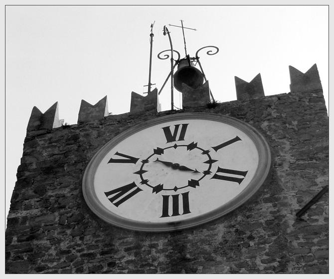 Wie tickt die Uhr?