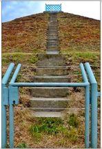 Wie viele Stufen sind's ?