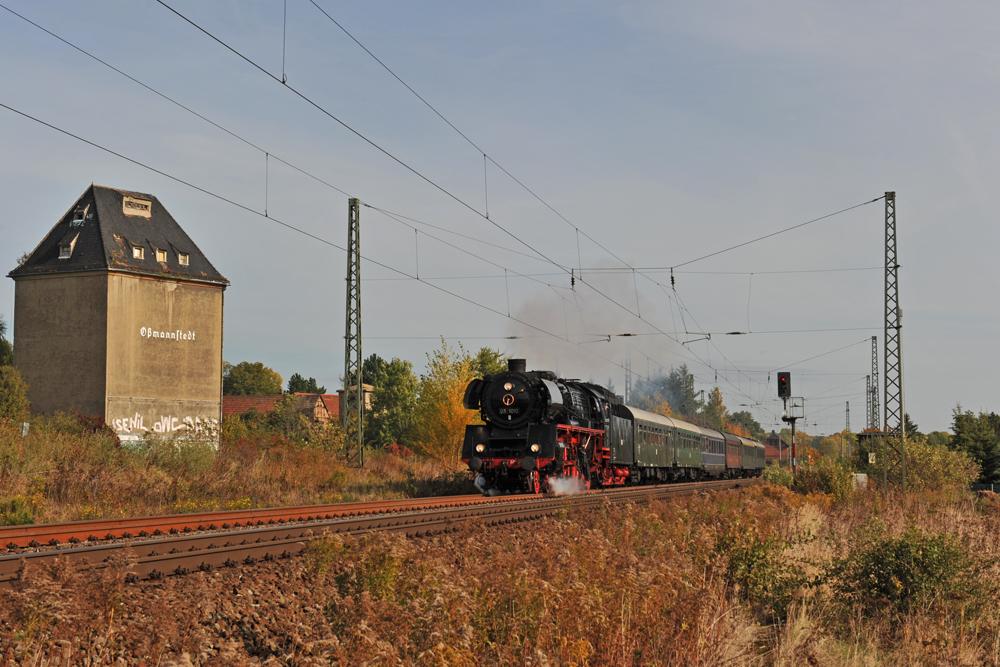 Wie zu Reichsbahnzeiten.....