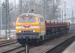 Wiebe-Lok Nr.6 ( ex DB 216 032-3)