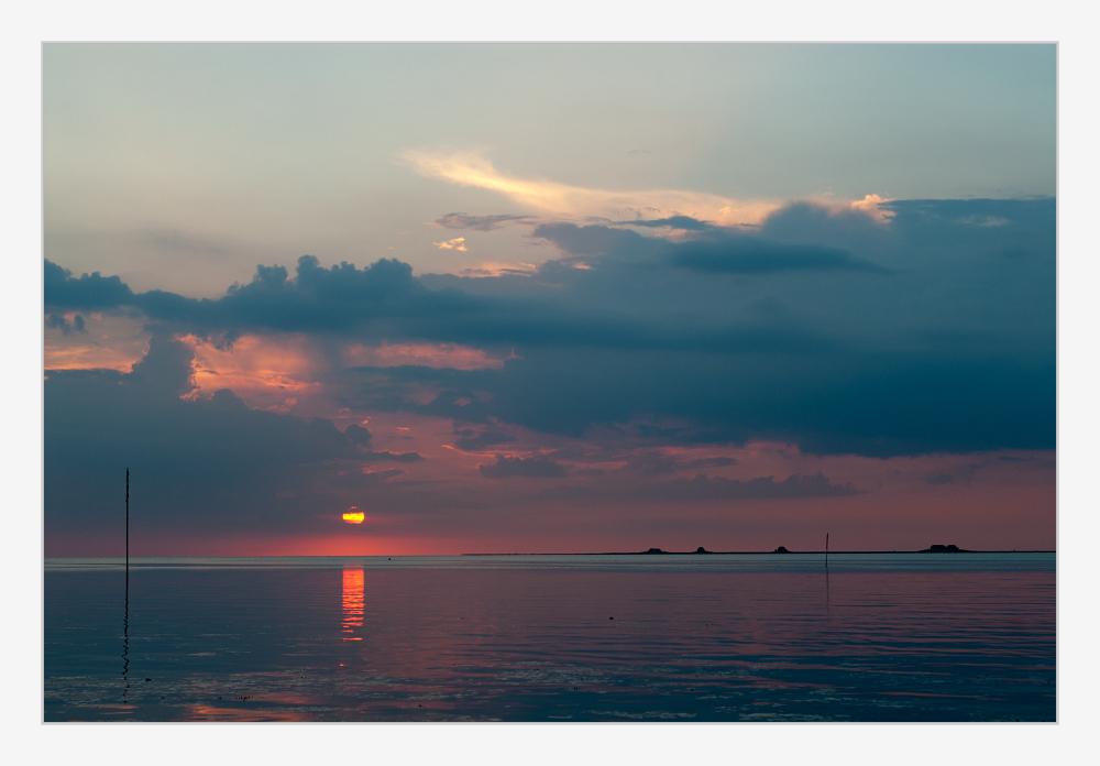 Wieder an die Nordsee...