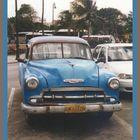 wieder eines der genialen Autos in Cuba