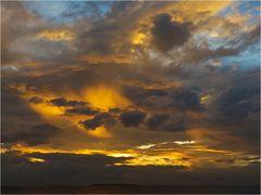 Wieder einmal ein Sonnenuntergang