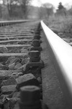 wieder einmal etwas zum Thema Eisenbahn: Schienen--weg
