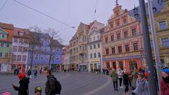 wieder in Erfurt, 2 (en Erfurt otra vez, 2)