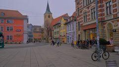 wieder in Erfurt, 3 (en Erfurt otra vez, 3)