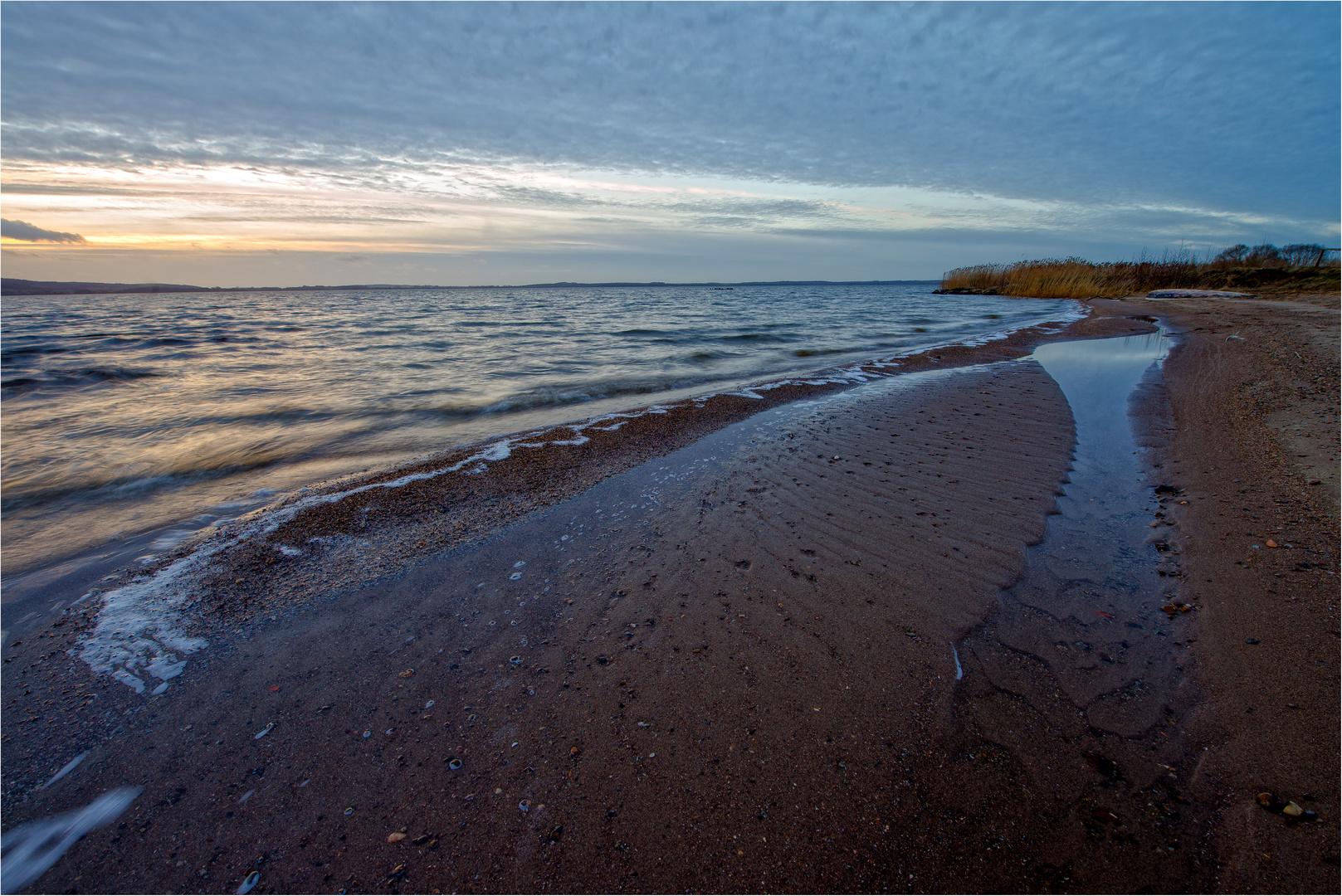 ... wieder mal am See