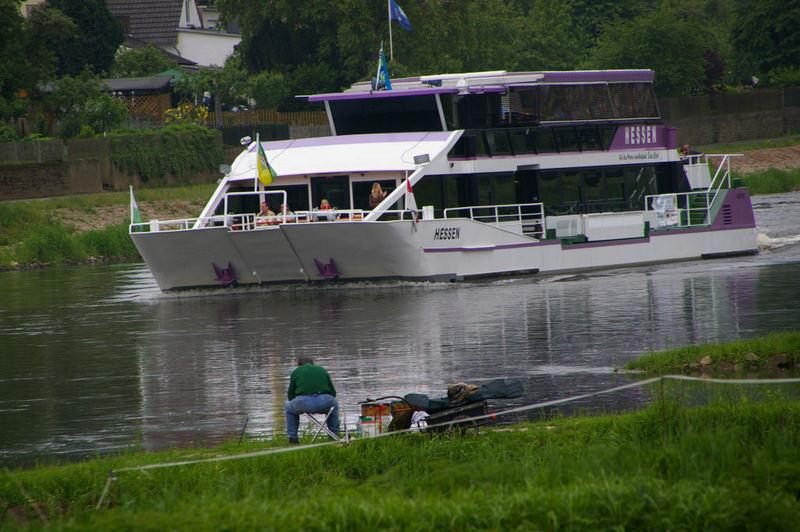 Wieder mal an der Weser