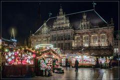Wieder Weihnachtsmarkt und ....