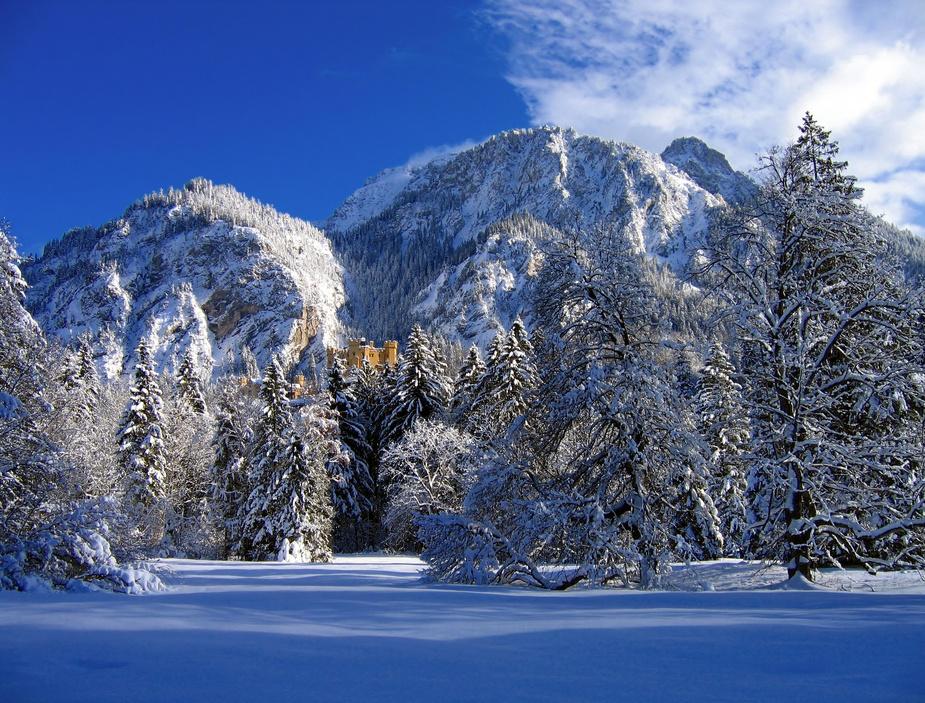 Wieder Winter!