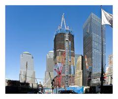 Wiederaufbau Ground Zero