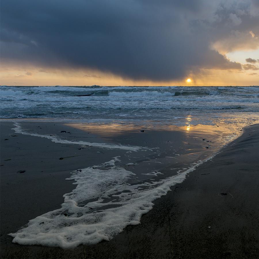 Wiedermal am Strand von Hiddensee-Hiddensee ...