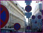 Wien '07 : Wer sagt denn hier Schilderwald Deutschland???