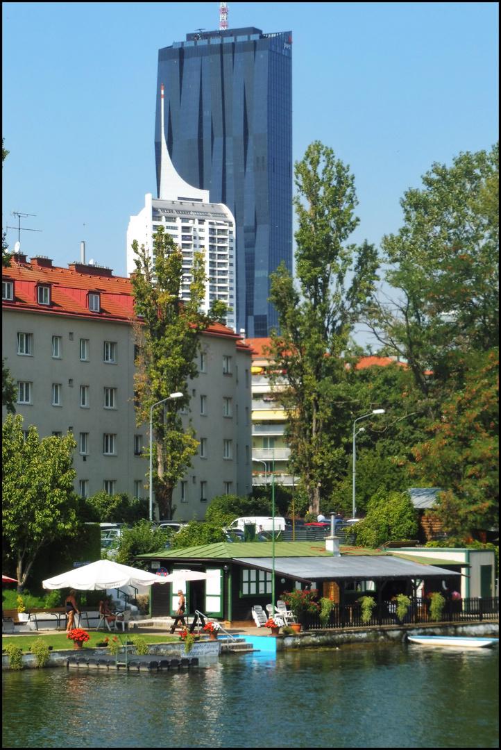 Wien - Alte Donau